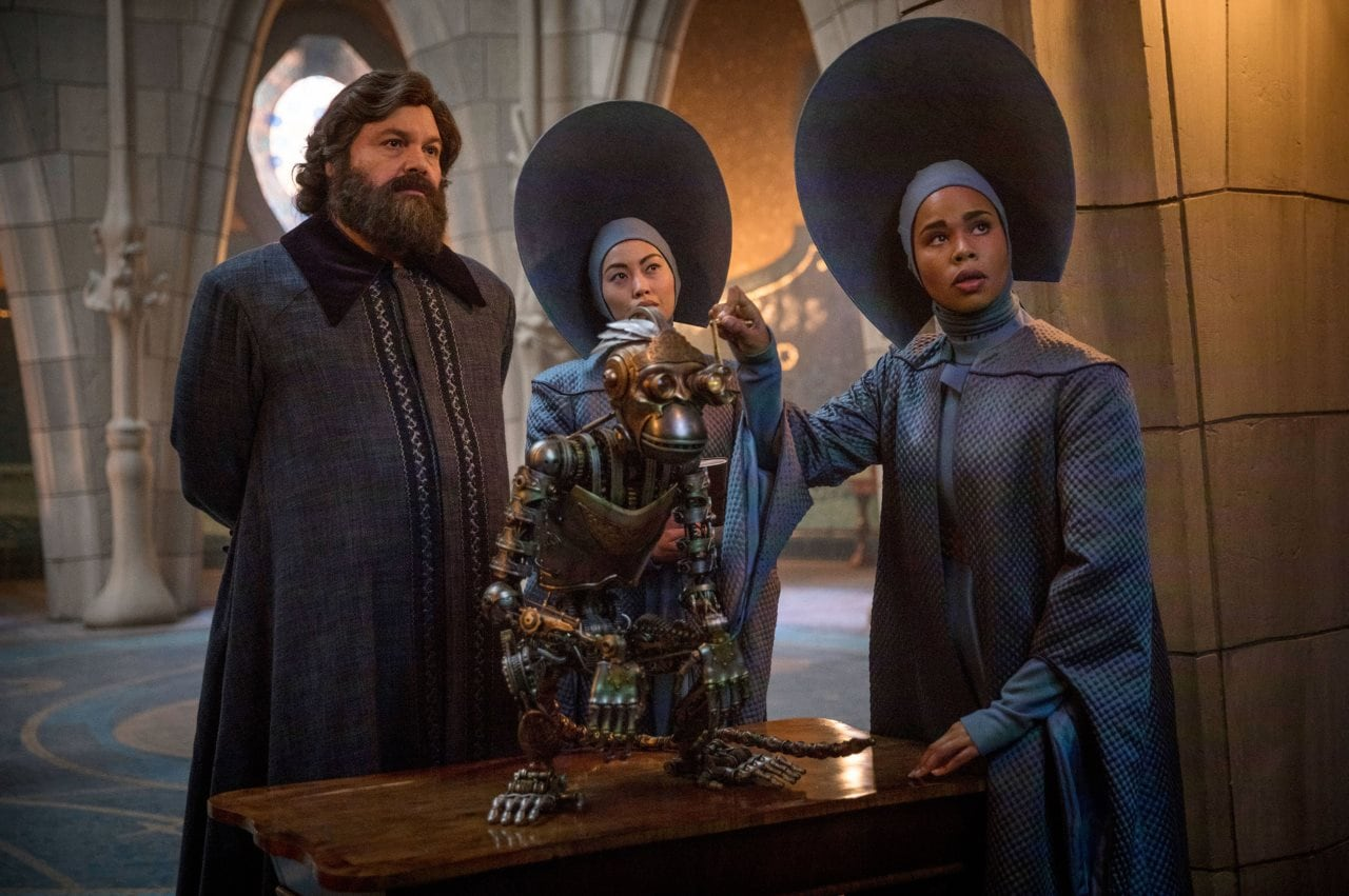 emerald city review wizard Emerald City review