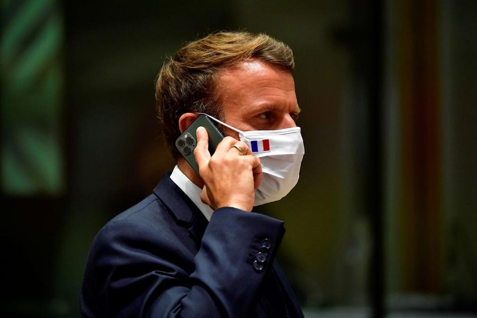 Pegasus Spyware: French President Emmanuel Macron Changes Phone, Phone Number