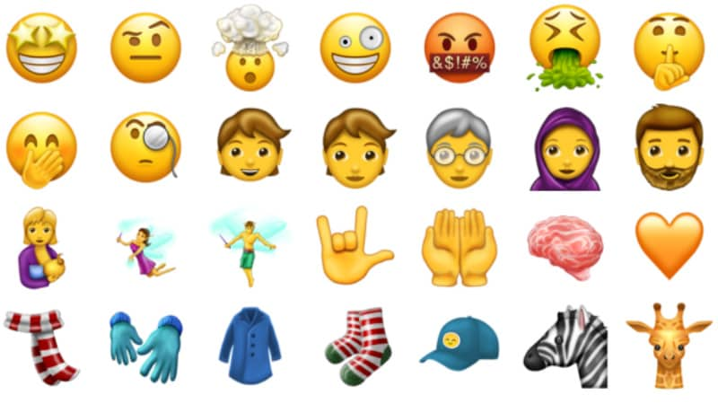 Emoji 5.0 to Bring 137 New Emojis, Including Exploding Head and Vomiting Face