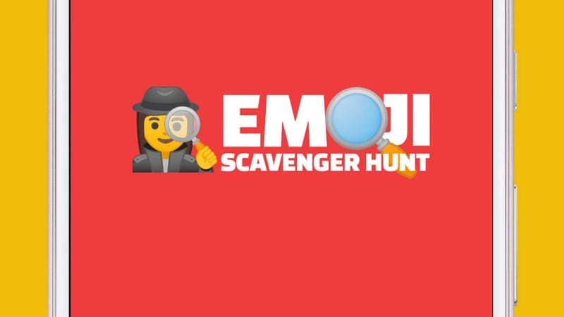 Google Releases AI-Powered Emoji Scavenger Hunt Game