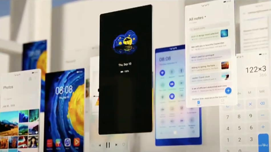 Huawei Unveils EMUI 11 With an Enhanced Multi-Tasking Experience