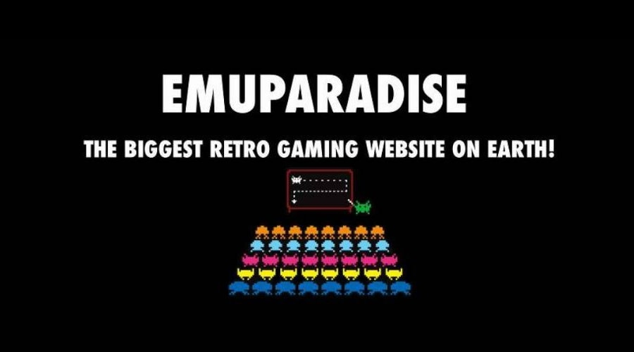 EmuParadise Stops Hosting Retro Games to Stay Out of Legal Trouble