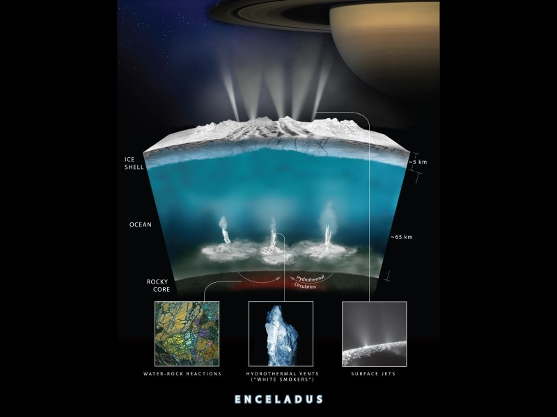 enceladus nasa Enceladus