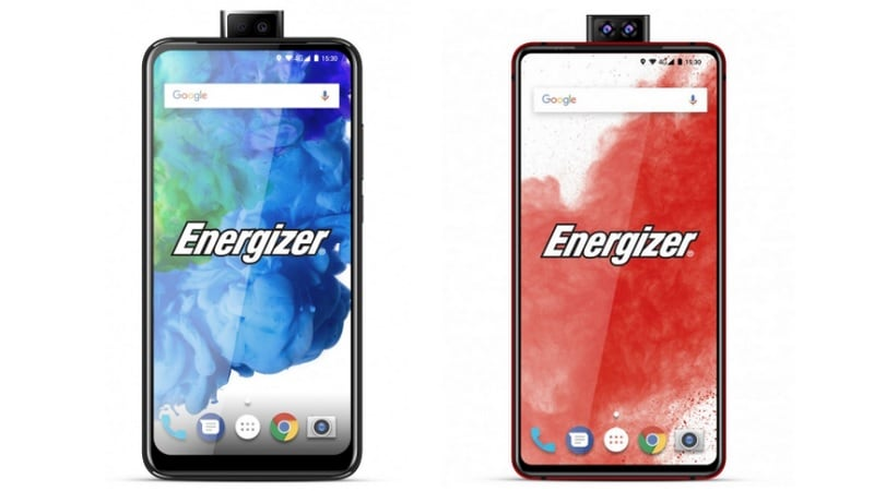 Energizer to Launch 26 Phones at MWC 2019, Foldable Phones, Pop-Up Camera, 18,000mAh Battery Teased