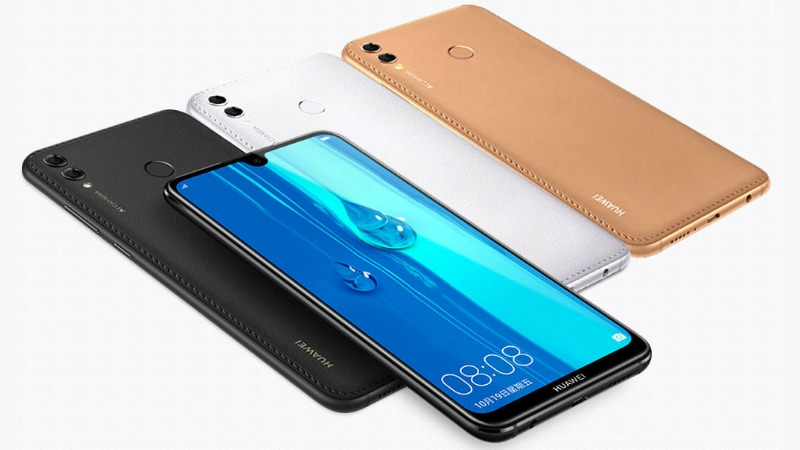 Huawei Enjoy Max, Enjoy 9 Plus With Big Displays and Batteries Launched: Price, Specifications