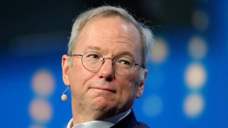 Eric Schmidt to Step Down as Alphabet Executive Chairman, Will Stay on as Technical Advisor