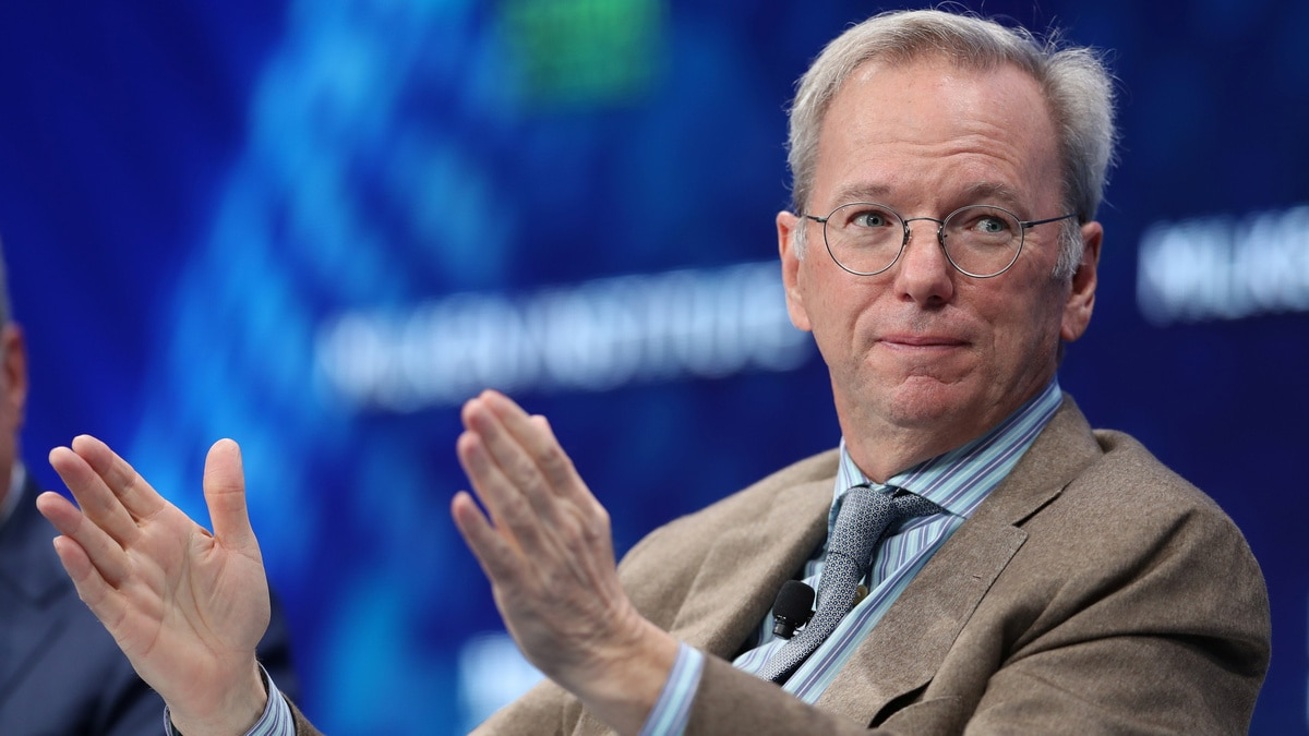 Google's Eric Schmidt, Diane Greene to Step Down From Board in June