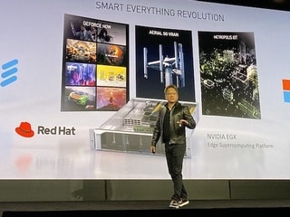 Nvidia Announces New Partnerships With Ericsson, Microsoft, and Red Hat Focussed on 5G, AI, IoT