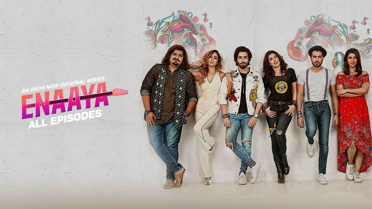 Eros Now Goes International With First Pakistani Original Series Enaaya