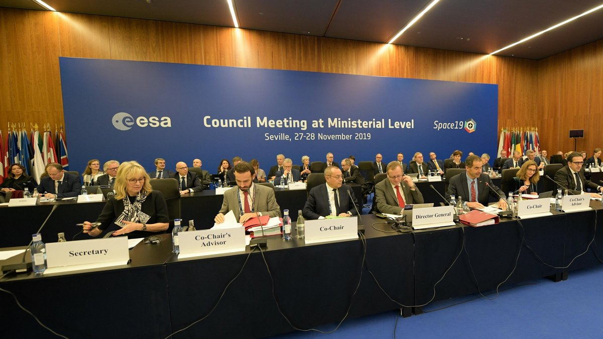 European Space Agency Gets EUR 14.4 Billion Funding to Meet New Challenges
