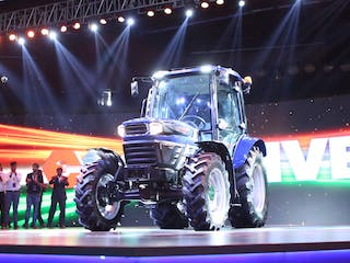 Escorts Unveils Automated Tractor Concept as Part of Its 'Automated Farming Solutions' Programme