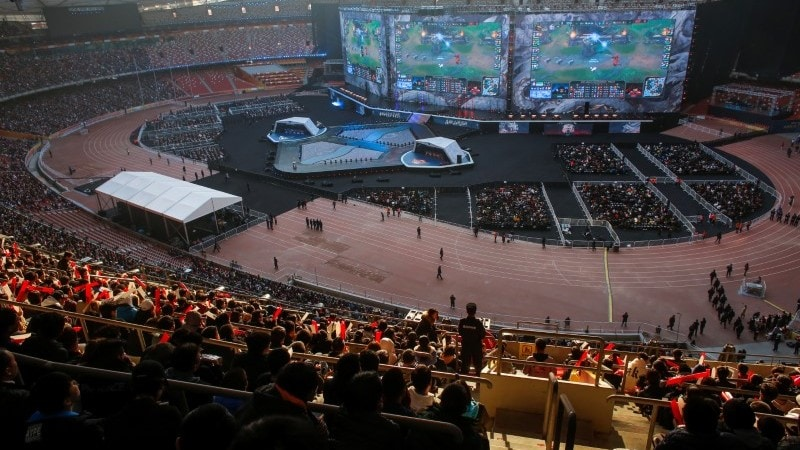 League of Legends, PES Among E-Sports Selected for Asian Games