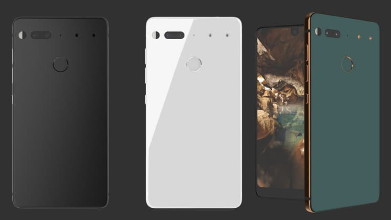Essential Phone With Modular Accessories Launched by 'Father of Android' Andy Rubin