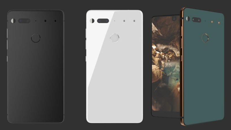 Essential Acknowledges Bad Camera in PH-1, Promises Better in Next Smartphone: Report
