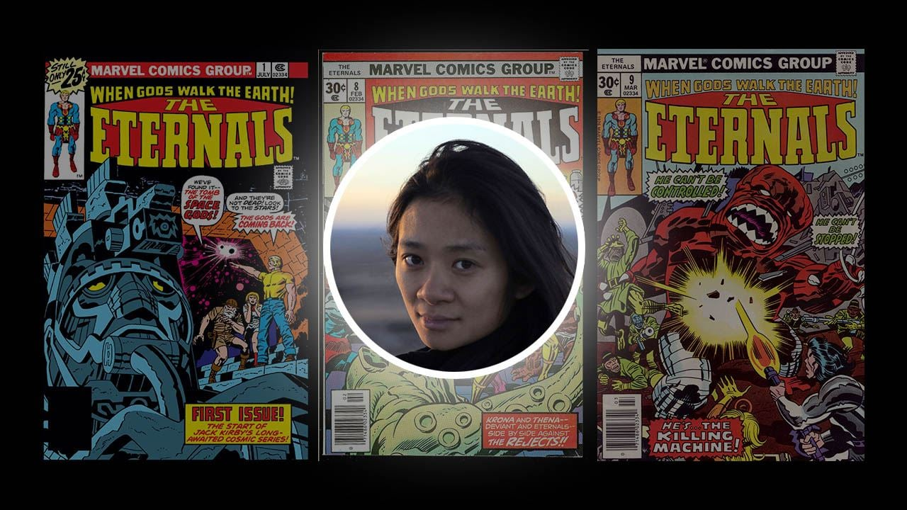 Marvel's The Eternals Hires Chloé Zhao as Director: Reports