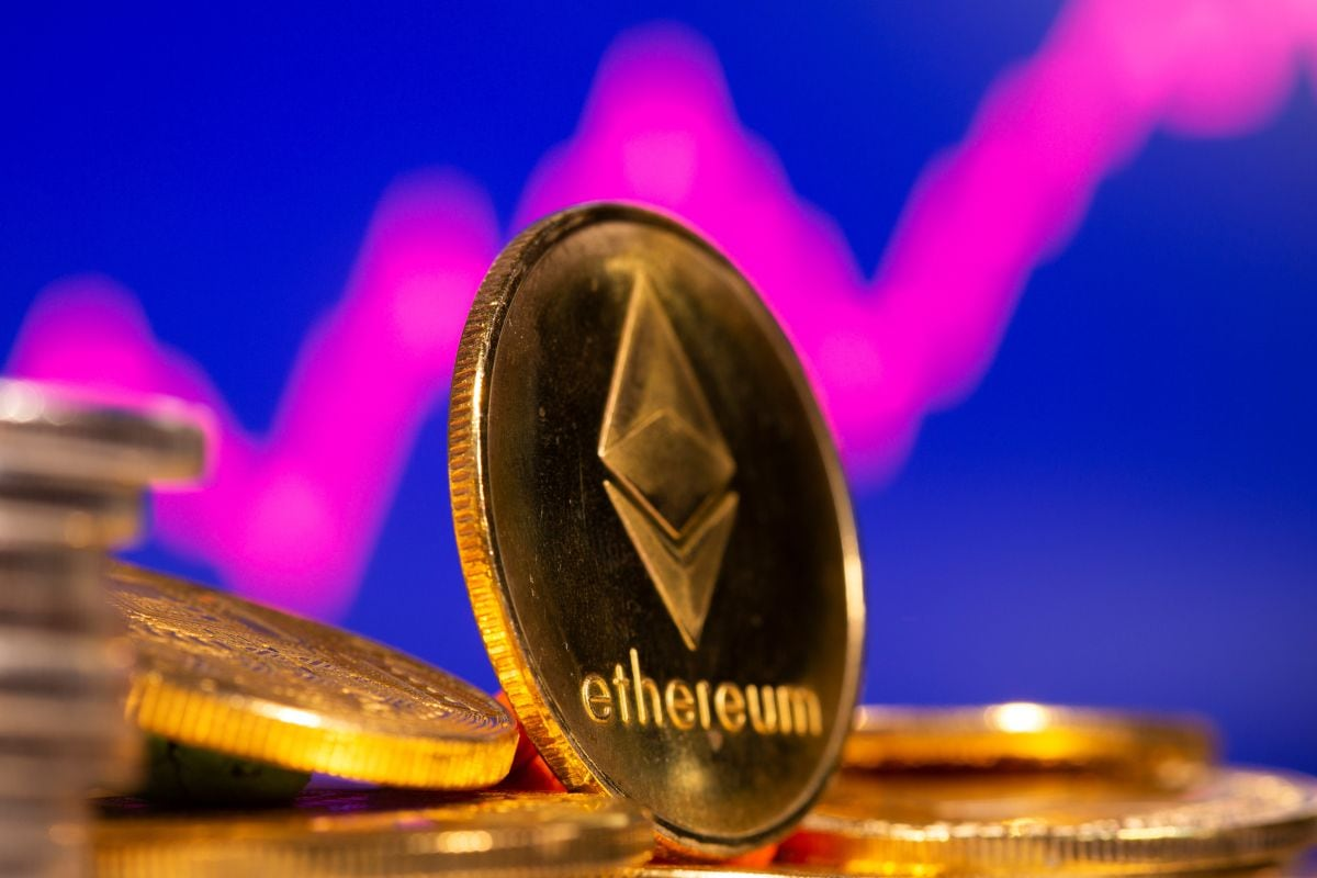 Ethereum Crosses ,000 to Hit Record High