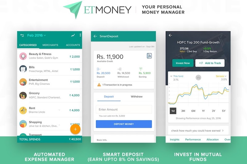 etmoney app screen etmoney