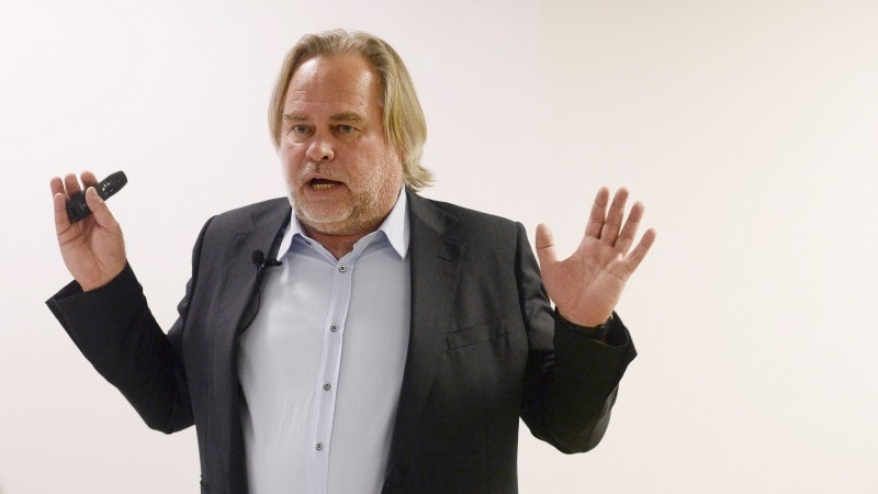 Kaspersky CEO Says He Would Leave if Russia Asked Him to Spy