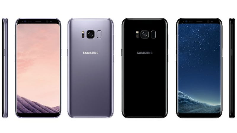 samsung galaxy s8 galaxy s8 promo images colour. Black Bedroom Furniture Sets. Home Design Ideas