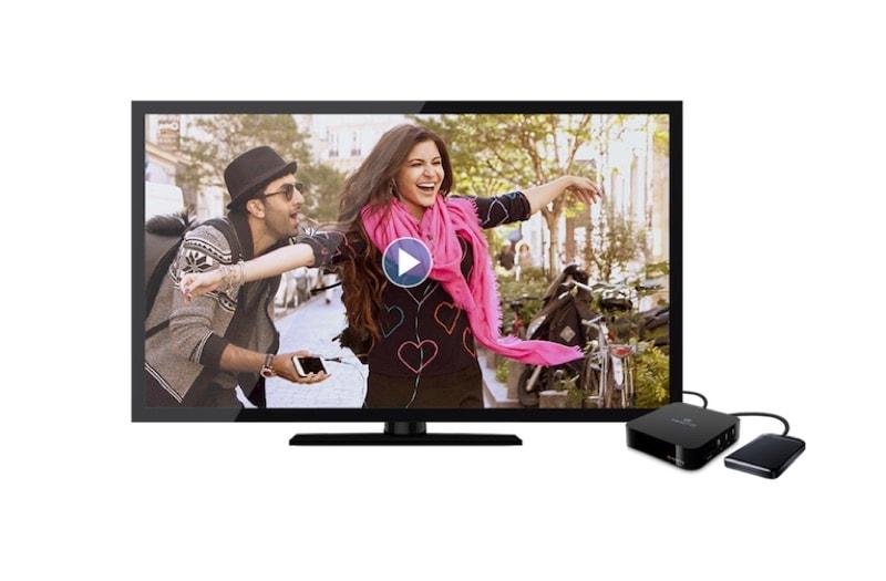evo tv HDD evotv