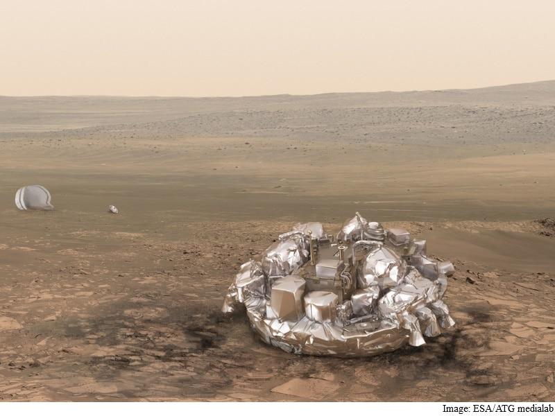 ExoMars Space Programme Needs an Extra 400 Million Euros