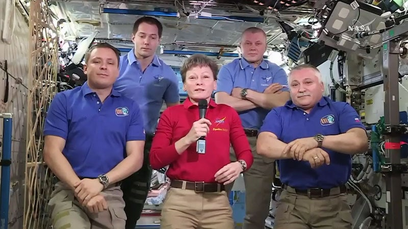 Astronauts Set to Return on Friday After Marathon ISS Mission