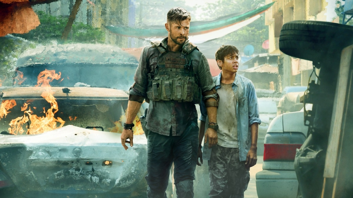 Extraction: Trailer for Chris Hemsworth's Netflix Movie to Release Tuesday