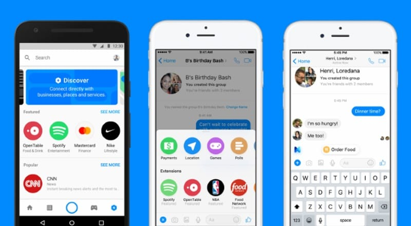 Facebook F8: Messenger Doubles Down on Bots After Slow Start