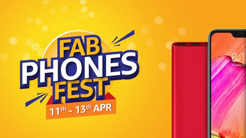 Amazon Fab Phones Fest Sale Set to Return With Deals on iPhone X, OnePlus 6T, Realme U1, and More
