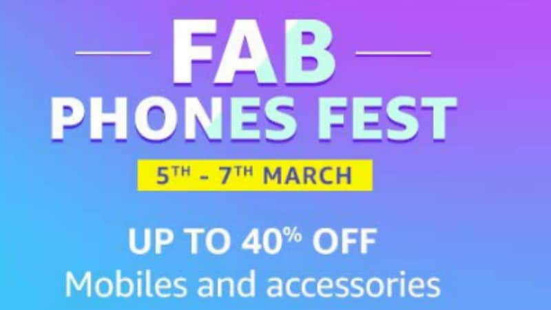 OnePlus 6T, Mi A2, Realme U1, More Get Offers, Discounts During Amazon Fab Phone Fest