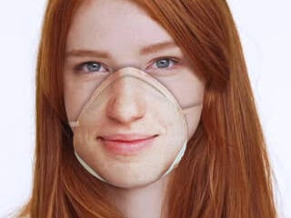 'Face ID-Compatible' Custom Face Masks Could Protect You From Coronavirus and Still Unlock Your iPhone