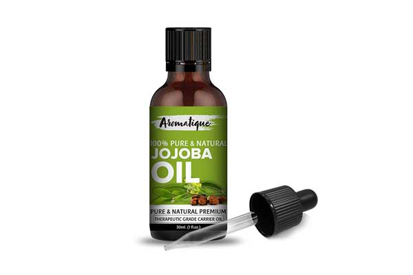 Aromatique Pressed Jojoba Oil