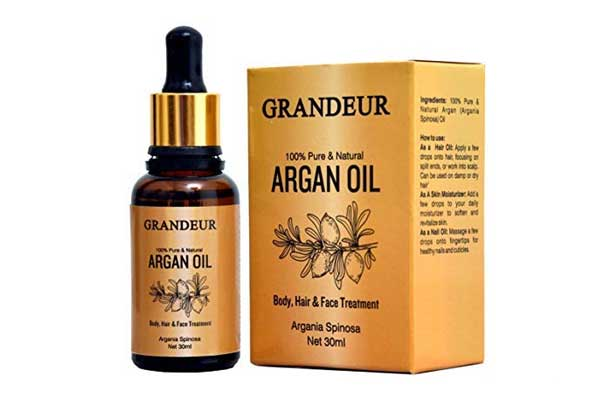 Natural Moroccan Argan Oil