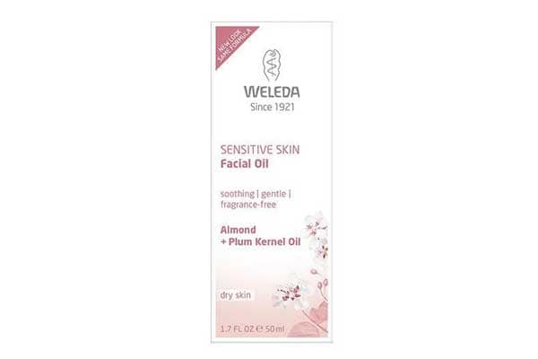 Weleda Sensitive Skin Facial Oil, 1.7-Fluid Ounce