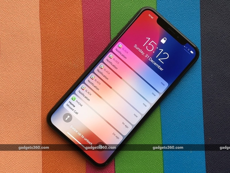 face id lock iPhone X