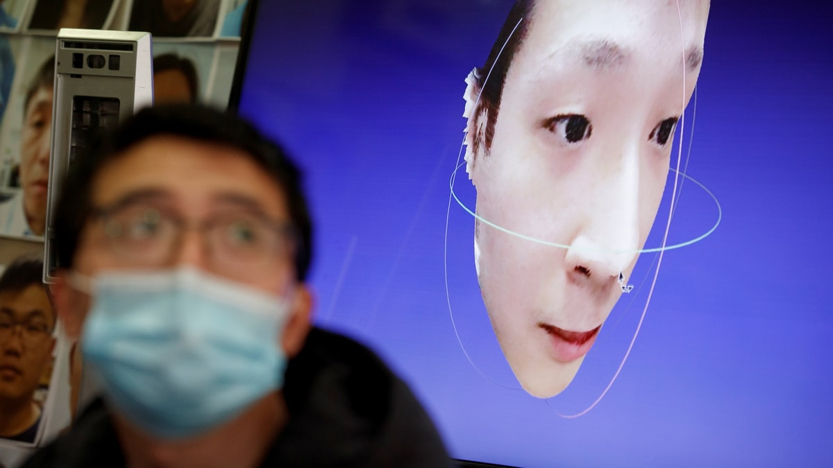 Even Mask-Wearers Can Be Identified, China Facial Recognition Firm Says
