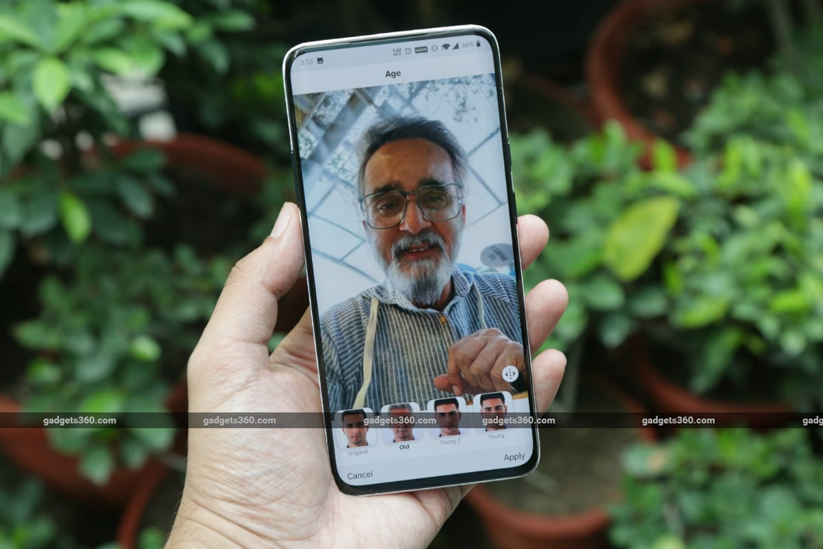 FaceApp Old-Age Filter App Goes Viral but You Might Want to Read Its