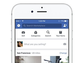 Facebook Marketplace Launched, Lets Users Buy and Sell With Their Local Community