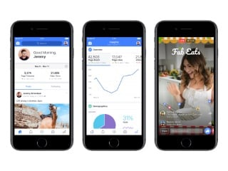 Facebook Creator App Unveiled, Brings New Tools for Live Broadcasts