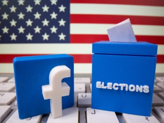 Facebook to Pause Political Ads as US Election Day Ends