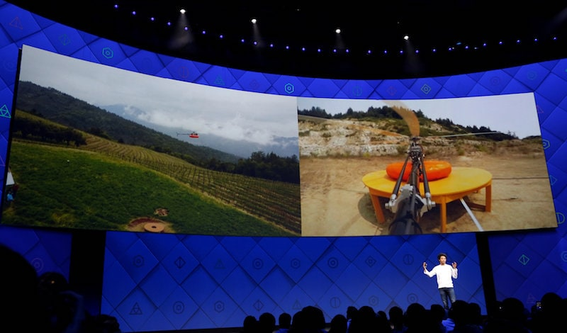 Facebook F8: New Surround 360 Camera and Other Major Announcements From Day 2