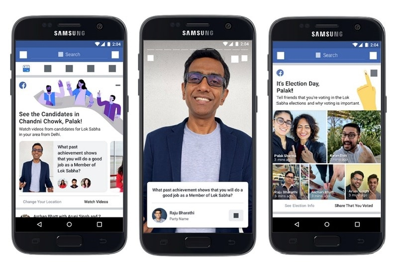 Facebook Says Working to Limit False Stories for Indian Elections, Introduces New Tools