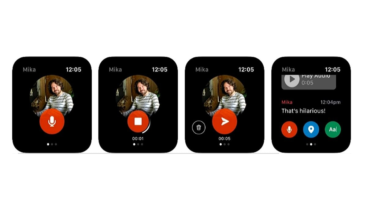 Facebook Launches Experimental App on Apple Watch for 'Closest Friends'