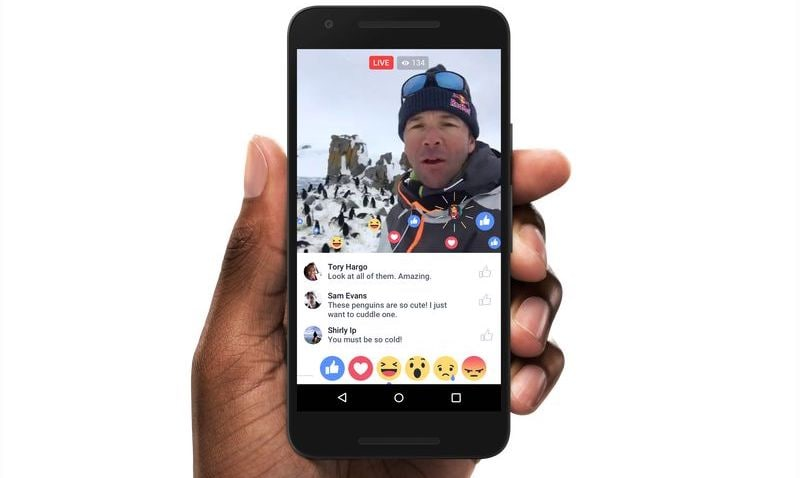 Facebook May Not Continue Paying Publishers to Make Live Videos: Report