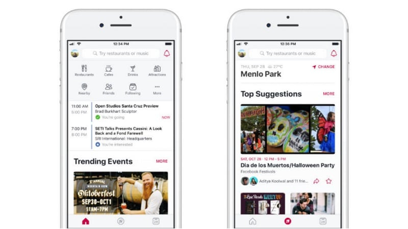 Facebook Local Standalone App Launched, Replacing Events
