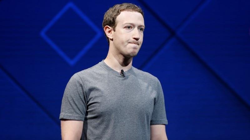 Facebook CEO Mark Zuckerberg Responds to'Anti-Trump Tweet