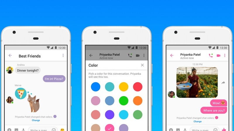 Facebook Messenger Lite অ্যাপে যোগ হল একাধিক নতুন ফিচার