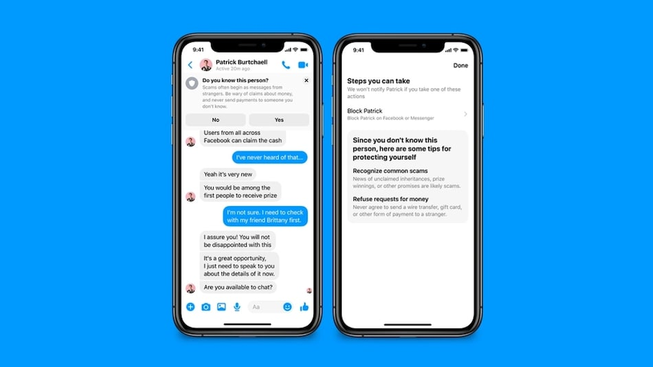 Facebook Messenger Gets Scam Warnings to Help Users Avoid Potentially Harmful Interactions