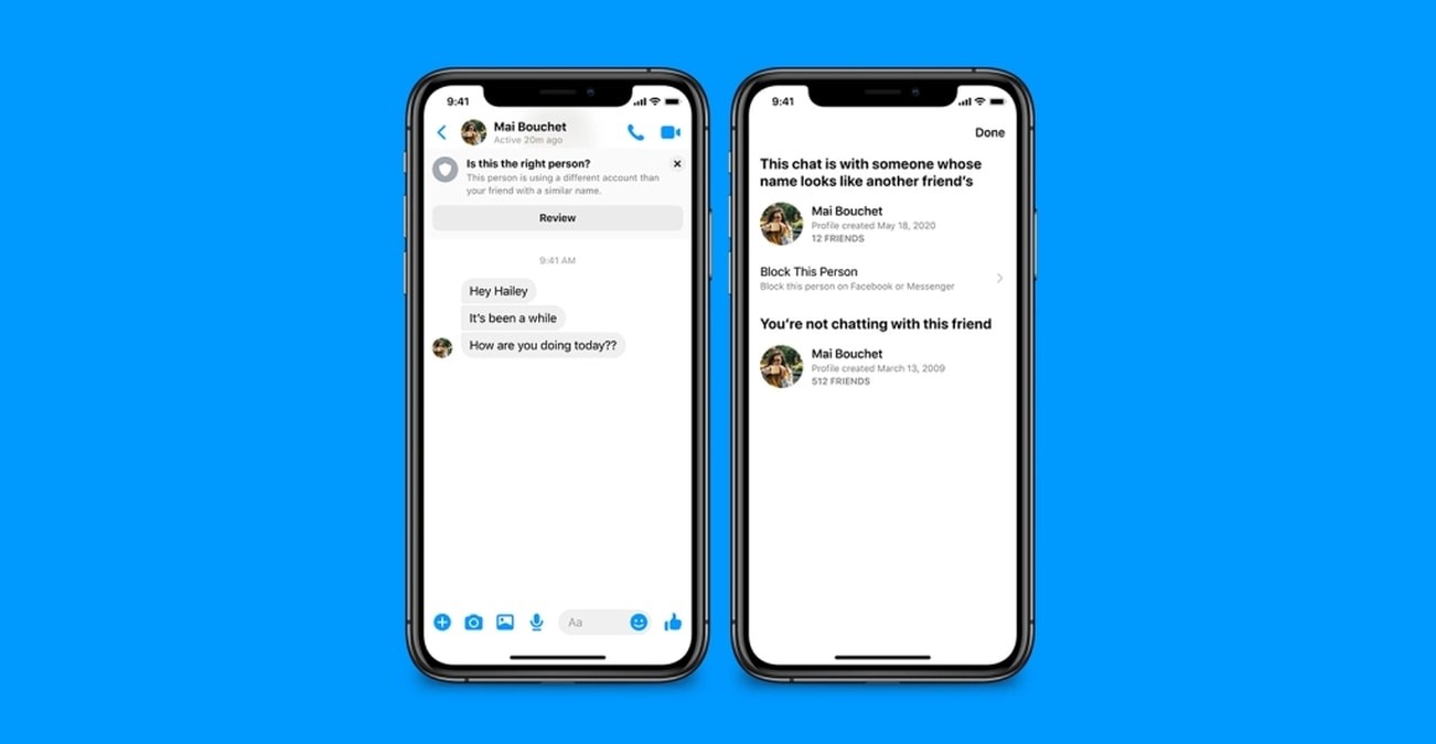 facebook messenger unwanted contacts facebook