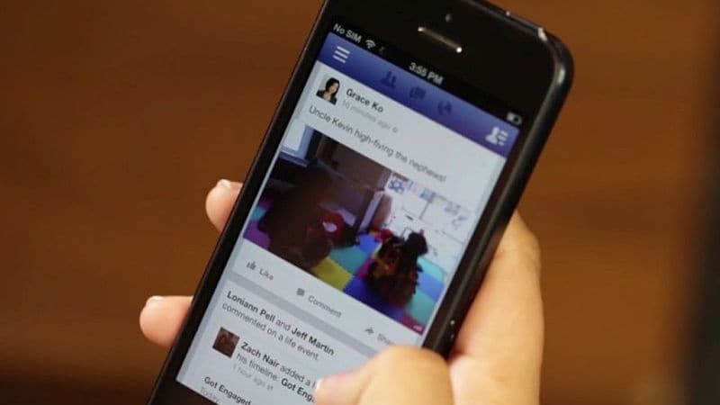 Facebook unveils new app to boost user connections